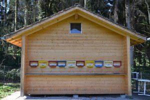 Bienenhaus von Bee-Family